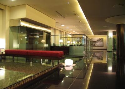 Diseño oficina calle Genova.